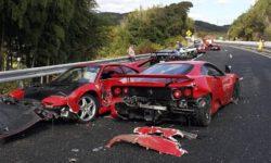 25-Το αδάμαστο άλογο της Ferrari υπέκυψε στους νόμους της κοινής λογικής...