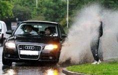 Σας έχει τύχει; Αν και ακίνδυνο,δείχνει πόσο απολίτιστοι είναι πολλοί οδηγοί...