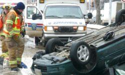 38-Ο άσχημος καιρός αυξάνει γεωμετρικά την πιθανότητα ατυχήματος